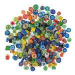 Mosaico-Millefiori, mosaico colorato, 7-8mm, 100g
