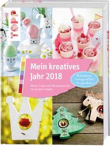 Buch 'Mein kreatives Jahr 2018'