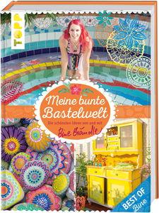 Buch 'Meine bunte Bastelwelt - Best of Bine'