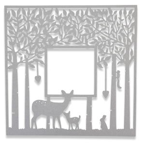 Sizzix® Thinlits[TM] Die - Forest Frame