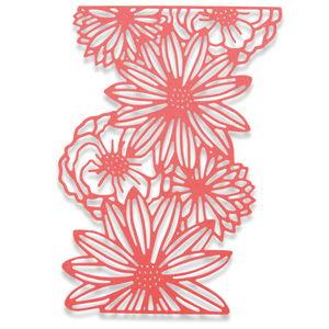 Sizzix Thinlits Die Schablone - Natural Florals