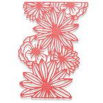 Plantilla Sizzix® Thinlits[TM] Die - Florals