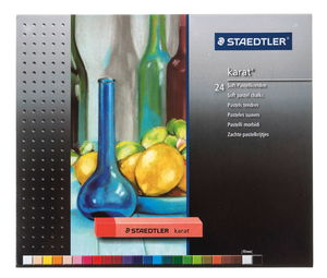 STAEDTLER Soft-Pastellkreiden 24er-Set