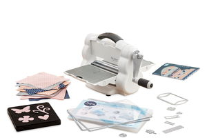 Sizzix® Big Shot[TM] Foldaway Starter Kit