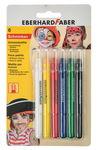 Crayons de maquillage Eberhard Faber, 6 pièces