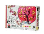 Marabu Window Color - Spring Season, 8-delig