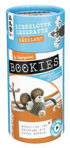 Haakset boekenlegger - Lieselotte Rat