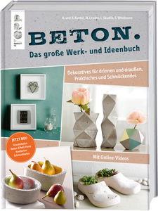 Livre (en allemand) - Béton, le grand guide