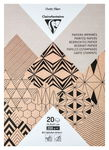 Papierblok Clairefontaine - Craft (A5) 20 vel