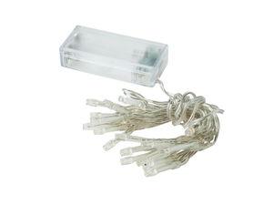 LED - Lichtsnoer, 20 lampjes met timer