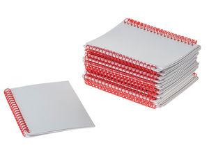 Notitieboekjes (177 x 126 mm) 24 stuks