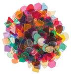 Acryl-Mosaik, 450 g bunt