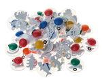 Mega sello, 50 motivos variados infantiles