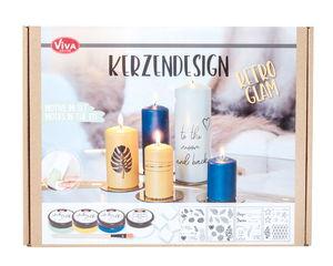 Inka-Silk set - kaarsen design