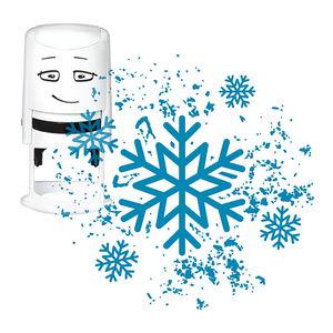 NIO stempelmotief - Crystal Icy Winter