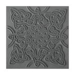 Textuur mat - Gordiaanse knopen (9 x 9 cm)