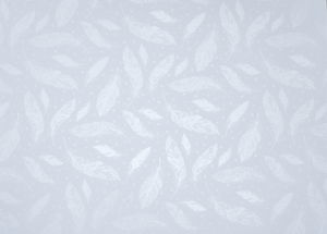 Zauberpapier Federn weiß (48 x 67 cm)