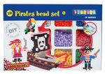 Bügelperlen-Set, Piraten 3D