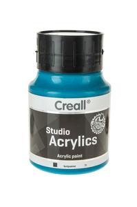 Creall Studio acrylverf (500 ml) turkoois
