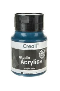 Creall Studio acrylverf (500 ml) Pruisisch blauw