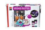..Marabu Vegas Glitter Set City Life