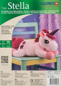 Animale peluche - unicorno Stella