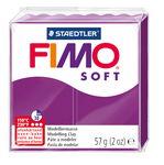 Fimo soft, pourpre 57 g