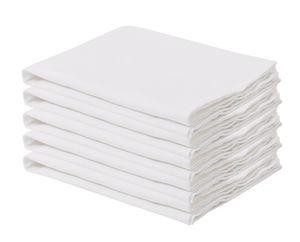 Baumwoll-Küchentuch, 5 Stück weiß  (50 x 85 cm)