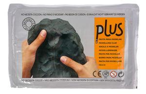 SIO-2 PLUS klei (1000 g) zwart