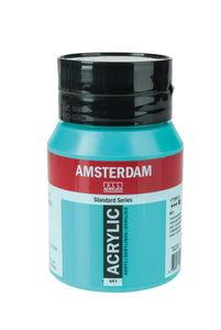 Amsterdam Acrylfarbe 500 ml, türkisgrün