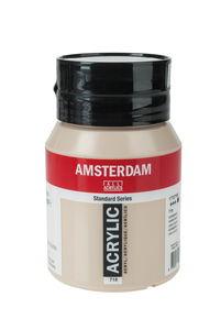 Amsterdam Acrylfarbe 500 ml, warmgrau