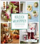 Buch 'Herzlich Willkommen'Deko für den Hauseingang