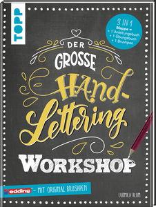 Buch 'Der große Handlettering Workshop'