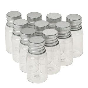 Boîtes en plastique avec couvercle à visser