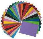 Voordeelset - rubberplaten (21 x 30 cm) 30 stuks