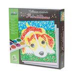Kit pointillisme animaux Crealign, 12 modèles