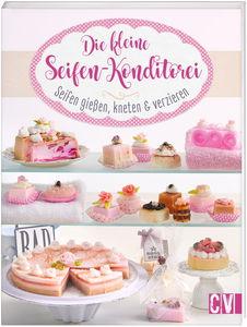 Buch 'Die kleine Seifen-Konditorei'