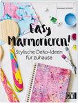 Duits boek: Easy Marmorieren - Dekoideen