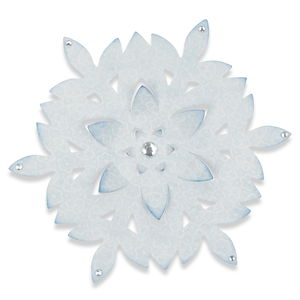 Sizzix® Bigz[TM] Die - Snowflake Decoration