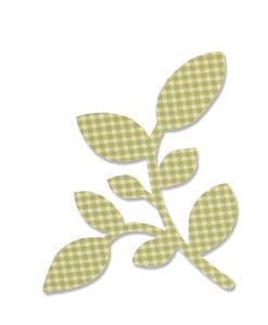 Sizzix Bigz Die - Camellia Leaf