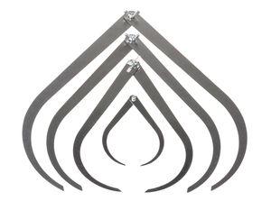 Set de compas d'épaisseur, 10/20/25/30 cm