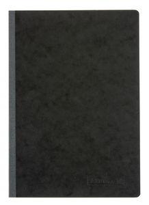 Notizheft DIN A5 Dotted, 96 Blatt schwarz
