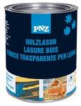 PNZ houtlazuur op oliebasis, rood, 750 ml