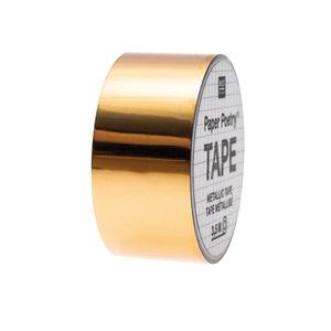 Mirror Metallic tape (19 mm x 3,5 m) goud