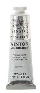 W&N Winton olieverf (37 ml) titaanwit