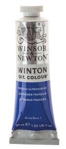 W&N Winton olieverf (37 ml) Frans ultramarijn