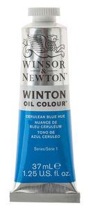 W&N Winton Ölfarbe, 37 ml coelinblau