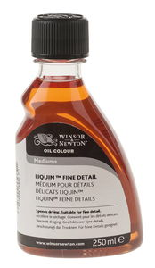 W&N Ölmalmittel Liquin Fine Detail, 250 ml