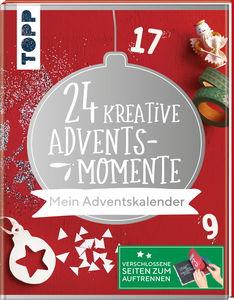 Buch '24 kreative Adventsmomente'