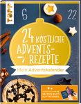 Duits boek: Adventskalender Buch - recepten